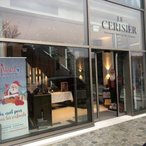 Lille: le restaurant Le Cerisier offre les fruits de son travail au Noël des déshérités
