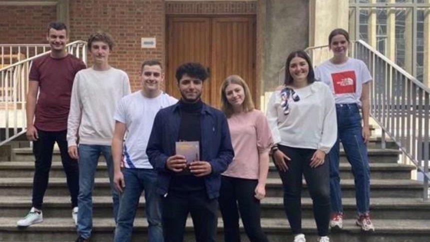 Arras : l'Almanach Artésien 2021 du pôle d'enseignement supérieur de Baudimont est disponible